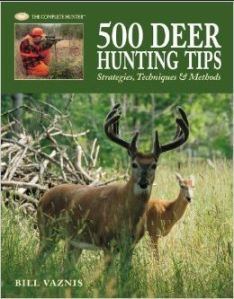 Deer Hunting Book Cover