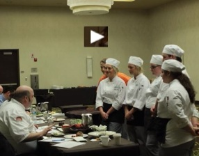 ProStart at Judging with Play Button