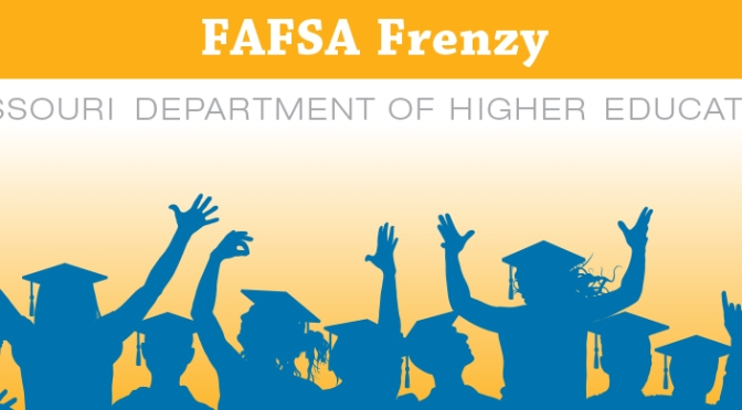 FAFSA FRENZY TUESDAY, OCTOBER 8