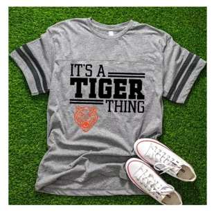 Its a Tiger Thing Shirt
