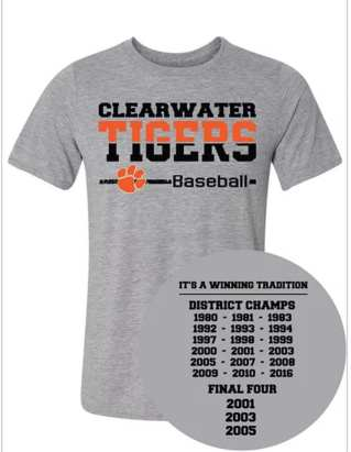 Winning Tradition Baseball T-Shirt