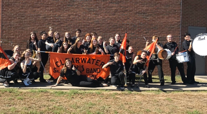 BAND TAKES 3RD PLACE IN PARADE COMPETITION; BRL CHOIR PERFORMING TODAY IN ELLSINORE
