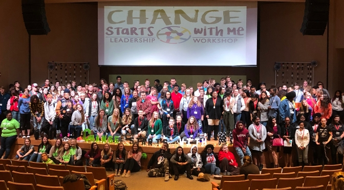 CHS STUDENTS ATTEND MEGAN MEIER LEADERSHIP CONFERENCE