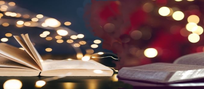 THE NEXT BOOK CLUB MEETING WILL BE HELD ON FRIDAY, DECEMBER 13