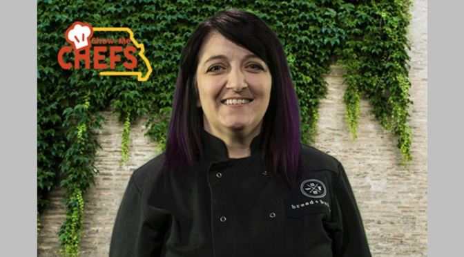 CHS WELCOMES REIGNING SHOW-ME CHEFS CHAMPION LORELEI MORRIS