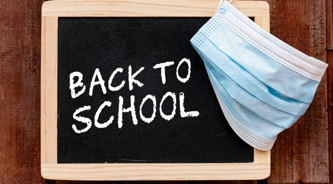 REMOTE LEARNERS PICK UP MATERIALS MONDAY; SCHOOL BEGINS TUESDAY, AUGUST 25